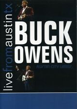 Buck Owens - Buck Owens: Live From Austin, TX [New DVD]