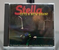 Atari 2600 Stella Gets a New Brain CD for Arcadia Supercharger