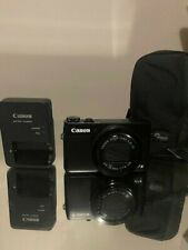 Canon PowerShot G7 X - Point & Shoot Digital Camera Black- wifi enabled
