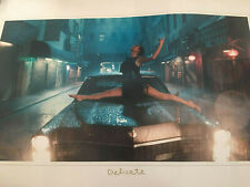Taylor Swift Limited Edition Rare New Delicate Music Video Lithograph 1864/2000