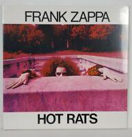 Hot Rats by Frank Zappa - Vinyl, Aug-2016, Zappa Records - FREE SHIPPING!