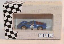 BUB 1:87 Metallmodell - 08050 - Edition 2005 - Porsche 906 #15 - limitiert Neu