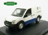 BNIB OO GAUGE OXFORD DIECAST 1:76 76FTC010 Ford Transit Van Connect Tube Lines