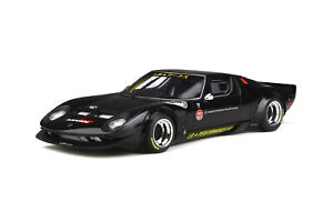 Lamborghini Miura LB Works | GT SPIRIT | 1:18