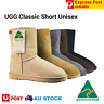 New Edition Water Resistant UGG Boots Unisex Short Classic-Australian Made