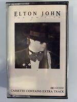 Elton John Ice on Fire (Cassette)