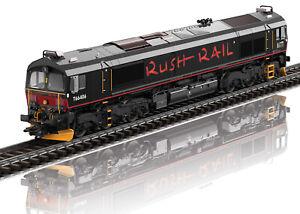 Märklin 39068 Diesellok Class 66 RushRail digital mfx+-Decoder Sound#NEU in OVP#