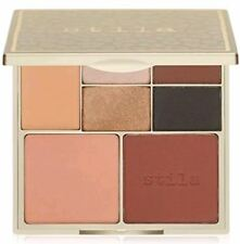 STILA PERFECT ME, PERFECT HUE EYE & CHEEK PALETTE TAN/DEEP .49 Oz. 14 g NIB
