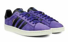 Adidas Campus Energy Ink Purple Nubuck Leather Black 8.5UK 9US 42.7EU BZ0068 NEW