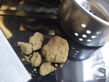 3.5g Amnesia Haze Indian Style Compressed Gold  Premium Hemp Tea Brick