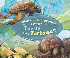 What's the Difference Between a Turtle and a Tortoise?-ExLibrary