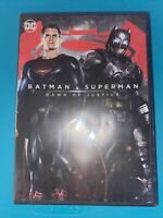 Batman v Superman: Dawn of Justice (DVD, 2018), NEW Sealed