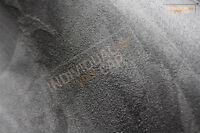 Microfaserstoff selbstklebend dunkelgrau - ähnlich Alcantara - Stretch Folie