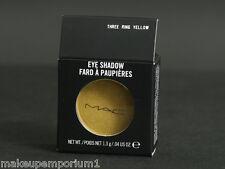 Mac Eyeshadow - Three Ring Yellow - Bnib - Fall Colour Collection