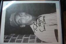 Ernie Banks autograph picture Chicago Cubs 8 x 10 auto baseball memorabilia