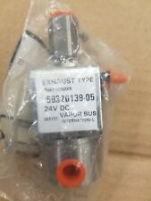 Vapor Bus Parts 59320139-05 24 VDC Exhaust-type Solenoid, New Flyer # 6324922