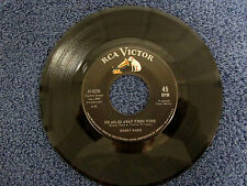 500 Miles Away It All Depends On Linda BOBBY BARE 45RPM Country R7