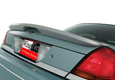Ford Crown Victoria 1998-2011 Lip Mnt Factory Style Painted Lip Mnt Rear Spoiler