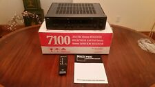 Nad 7100 fully functional Remote Box Manual bundle As-Is