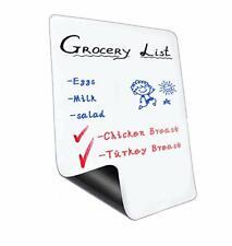 11 X 8 Inch Magnetic Dry Erase Whiteboard Sheet For Fridgea4