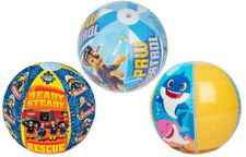 bunter Wasserball Strandball Wasserspielzeug Badespaß Ball aufblasbar