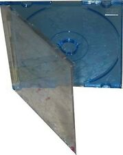 5 BLUE 8CM SINGLE JEWEL CD Mini Cases (New)