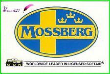 "Autocollant CYBER GUN Worldwide leader in licensed softair arme "" MOSSBERG """