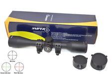 Sniper 6X40 AIR Gun RIFLE SCOPE Airsoft Sniper Scope Illuminated Mil-Dot Reticle