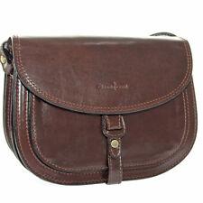 fd9917b4a66 Gianni Conti Classic Saddle Bag - Style: 9403058 Italian leather - BNWT