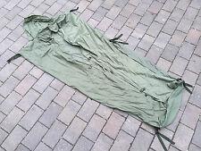 British Army Issue Jungle Sleeping Bag Liner Olive Green MEDIUM
