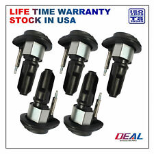 Set of 5 Ignition Coil on Plug Packs Fit Chevy/GMC/Isuzu/Buick/Saab/Hummer/Olds