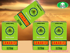 Yerba Mate - Canarias Serena - 4 Kilos - Best deal - Free Shipping