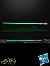 Hasbro Star Wars The Black Series Kit Fisto Force FX Lightsaber New and In Stock
