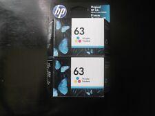 HP 63XL TRI COLOR 2 EA