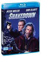 New: SHAKEDOWN (Peter Weller, Sam Elliott) Blu-ray