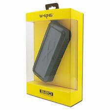 W-king Waterproof Bluetooth Wireless Portabl Speaker S20 & 2000mAh For Samsung