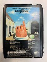 Magic Christian Music 8 Track Tape 1970 Badfinger ElectronicsRecycledCom