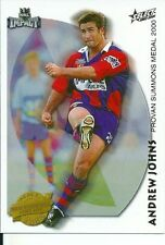 Andrew Johns Single NRL & Rugby League Trading Cards