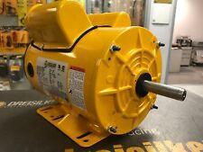 Chicken House Fan Motor 1-1/2 HP 1725 RPM 115/230 Volt  56 Frame