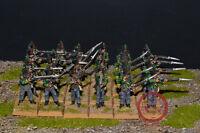 28mm Napoleonic DPS painted Napoleonic Wars Dutch Jager 8569