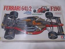 EMS Tamiya 1/12 FERRARI 641/2 F190 model kit Rare JAPAN IMPORT F/S TRACKING