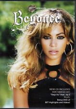 BET Official Presents Beyonce (DVD, 2006) BRAND NEW FACTORY SEALED