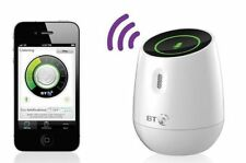 Bt Smart Wifi e Internet Audio Monitor De Bebé Para Ipad Iphone Ipod Touch