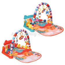 3 in 1 Baby Gym Floor Play Mat Musical Activity Center Kick & Play Piano Toy Us