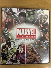 Marvel Universe 2011 Official Rittenhouse Binder