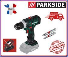 PARKSIDE® Perceuse-visseuse sans fil sans batterie puissante PABS 20-Li D4, 20 V