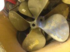 Bronze Boat Propeller 25x26x4  !-1/2 NEW