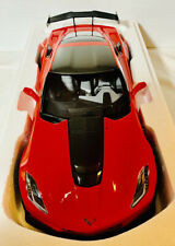 Kyosho GT SPIRIT 1/12 Chevrolet Corvette ZR1 Red