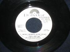 "Earth and Fire ""Maybe Tomorrow, Maybe Tonight"" 45 Single PROMO  MONO/STEREO"