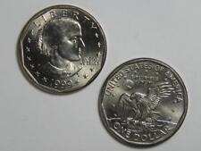 1999-P Susan B Anthony Dollar - Uncirculated SBA - Philadelphia Mint